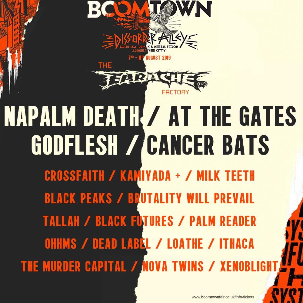 Boomtown 2019